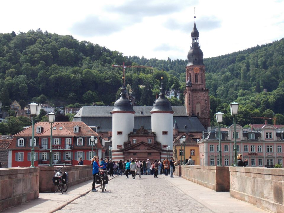 Old Bridge, Heidelberg | Adventures with Shelby