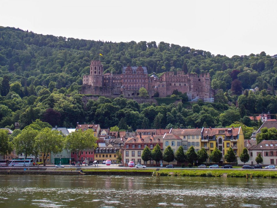 Schloss Heidelberg, Germany | Adventures with Shelby