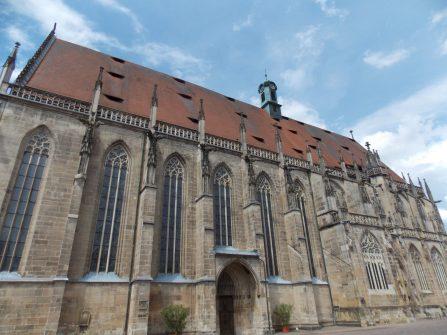 Heilig-Kreuz Münster | Adventures with Shelby