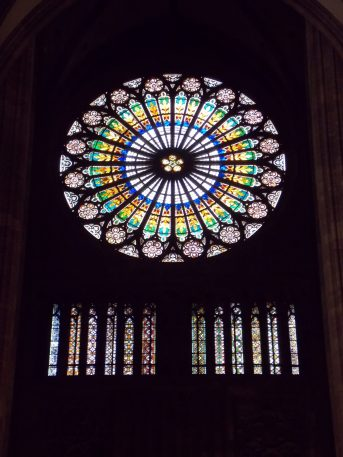 Notre Dame of Strasbourg, France | Adventures with Shelby