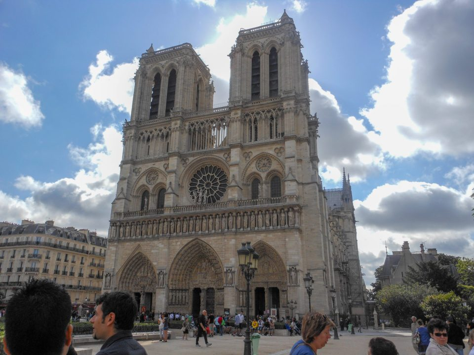 Notre Dame Cathedral in Paris | Adventures with Shelby