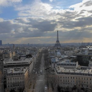 Top 5 Best Cityscape Views in Paris, France | Adventures with Shelby