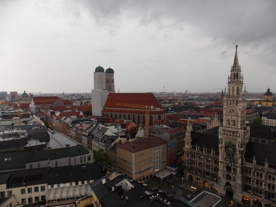Frauenkirche in Munich | Adventures with Shelby