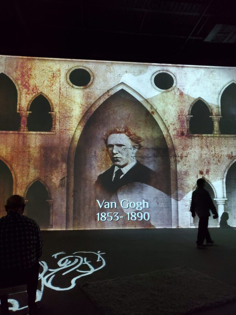 Van Gogh Immersive Experience | Adventures with Shelby