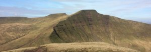 Guided walks pen y fan in the brecon beacons national park, south wales