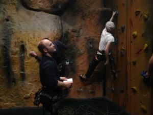 climbing course providers in herefordshire and south wales