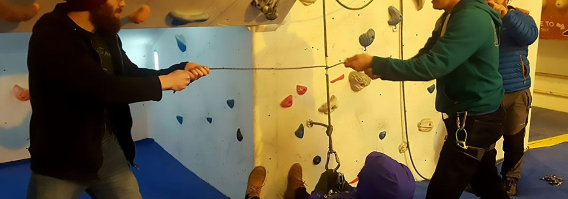 climbing courses running in snowdonia north wales