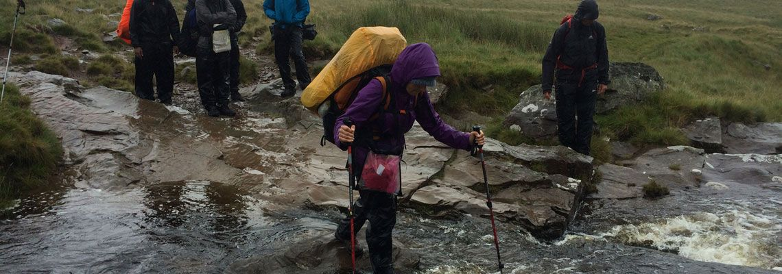 Mountain Leader Courses in South Wales, Adventures with Will