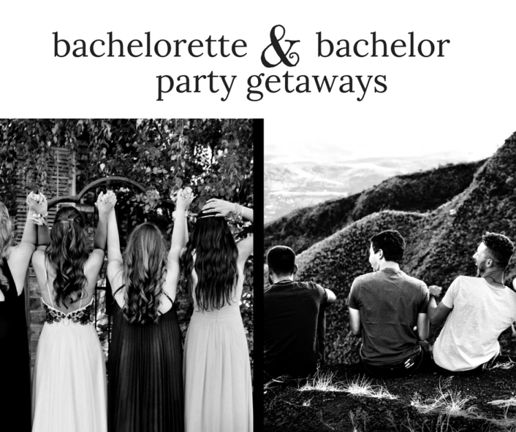 Bachelorette Party Getaways