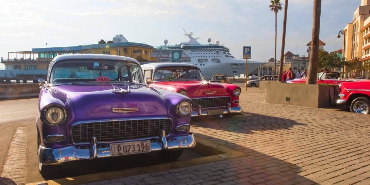 Royal Caribbean Havana, a great bachelor party getaway.