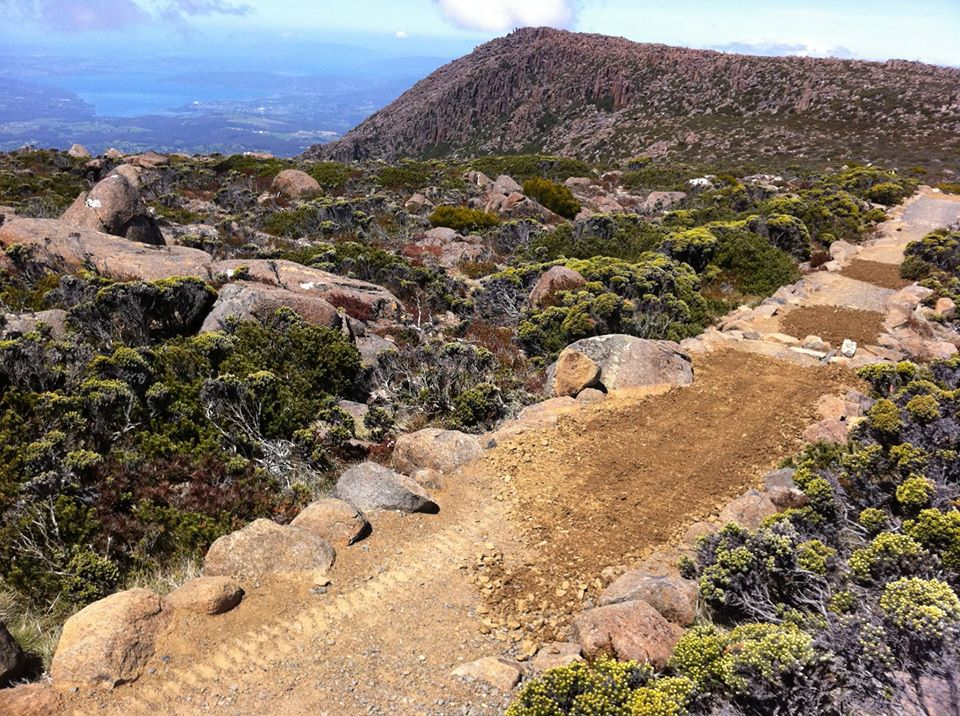 Explore the top of Mount Wellington - kunany with Adventure Trails Tasmania