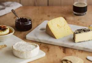 Explore Tasmania's magnificent artisanal cheeses with Adventure Tours Tasmania