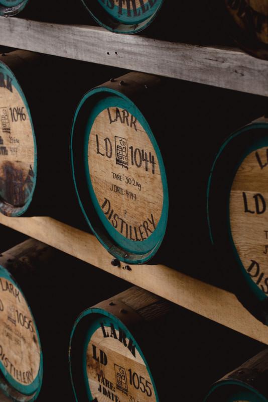 Lark Distillery - Photo Sam Shelley