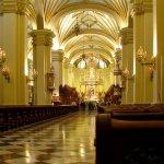 Museo de Arte Religioso de la Catedral de Lima Perù