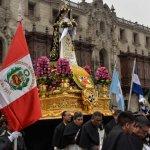 Perú - Religión - Santa Rosa de Lima