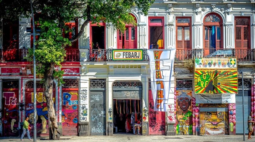 Río de Janeiro acoge grandes hitos turísticos de fama mundial