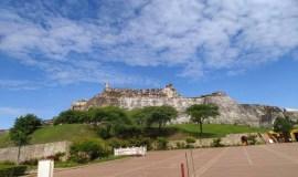 iglesias antiguas y por monumentos famosos de Cartagena de Indias
