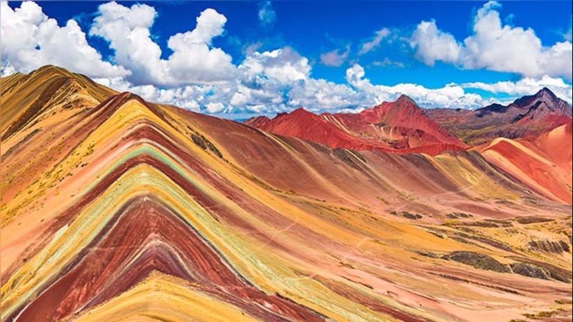 La Montaña de Siete Colores o Vinicunca
