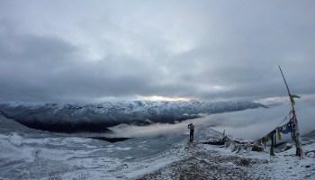 Dzongri Sikkim trekking destination