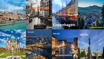 Most Popular European Cities For Winter Visit