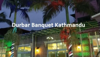 Durbar Banquet Kathmandu
