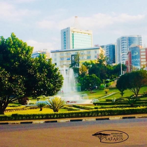 Kigali City