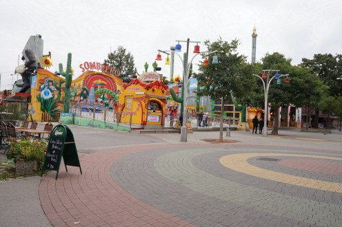 Rides in the Prater