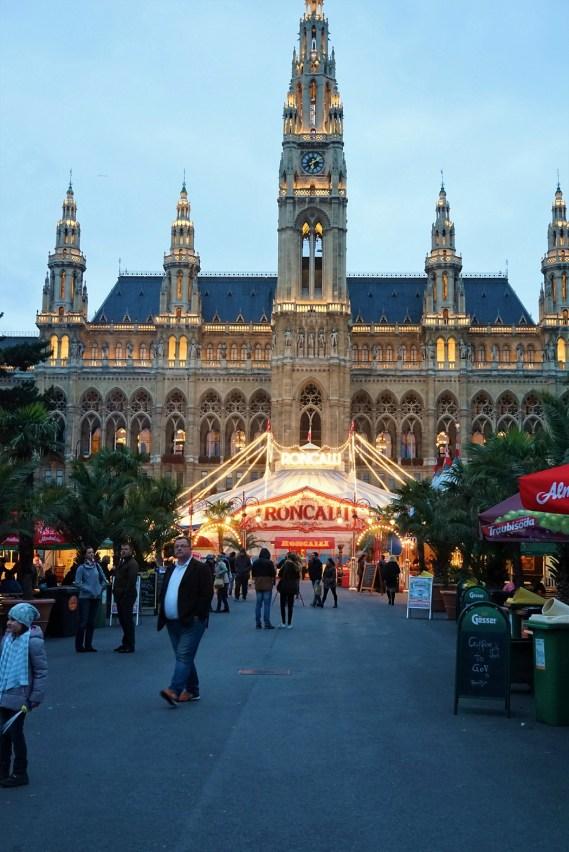 Rathaus and Circus