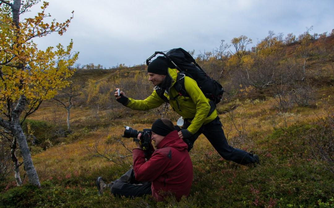 Höstvandring Jämtlandstriangeln