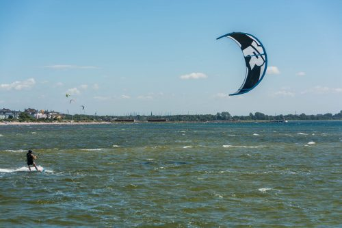 Kite camp Gotland summer 2018