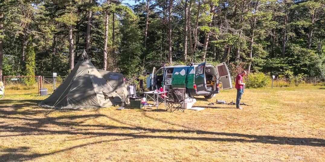 Sudersands Camping - Kite camp spot