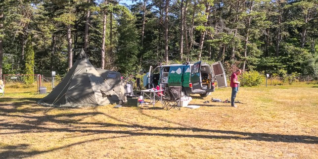 Sudersands Camping - Kite camp spot