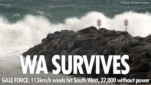WA Storm