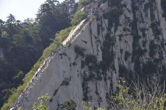 Dragonback Ridge Huashan