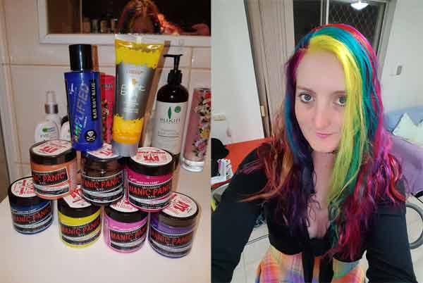 Roo Hair Dye