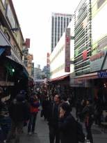 Namdaemun Market - another view.
