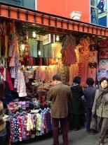 Namdaemun Market - PJs.