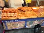 Namdaemun Market street food.
