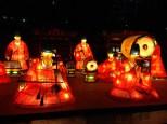 More lanterns.