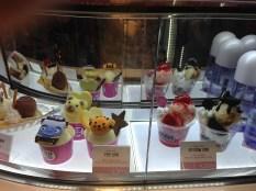 Cute treats.