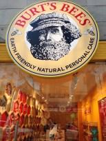 Burt's Bees store. Way overpriced.