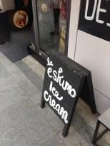 Eskimo ice cream???
