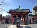 Bentendo Temple.