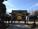 Toshogu Shrine. Built in 1616.