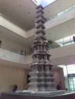 Ten-story Stone Pagoda from Gyeongcheonsa Temple Site - from Goryeo Dynasty (1348)