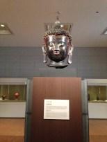 Shakyamuni Buddha.