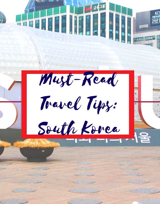 #Korea is such an amazing country! Read this guide for #traveltips for your first time in South Korea