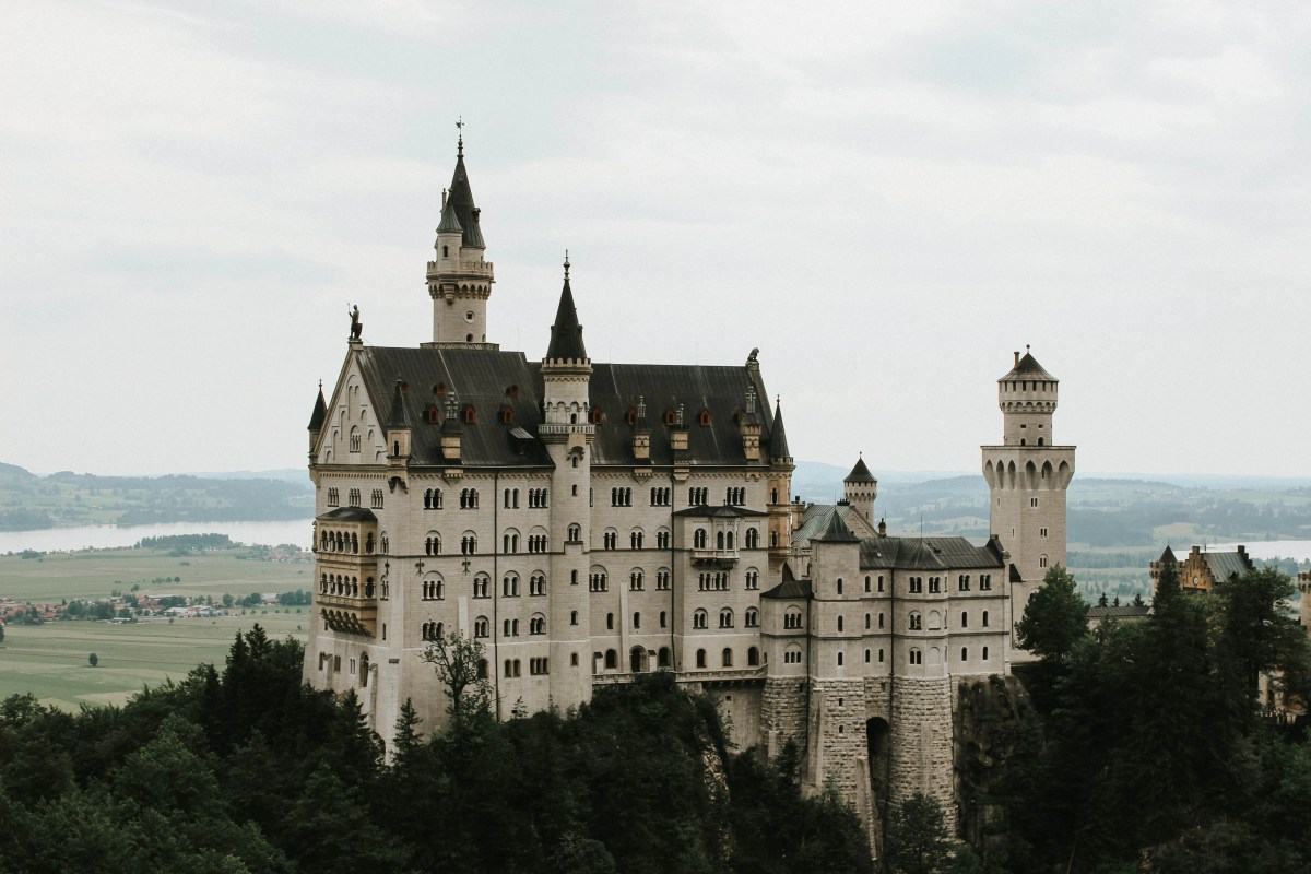 The Neuschwanstein Castle was Built by a Crazy King, Copied by Disney, and is Still Standing Today