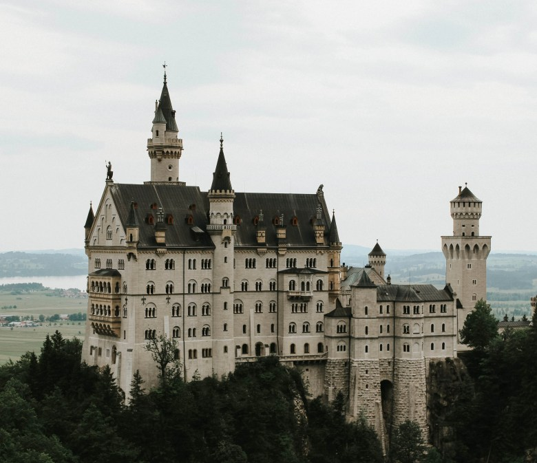 Neushwanstein Castle
