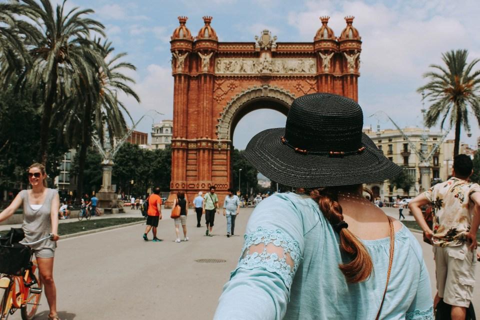 Barcelona City Guide Arc de Triomf